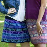 knitwords skirt
