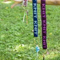 knitwords lanyards