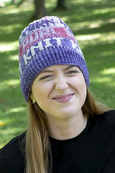 KNITwords Hat